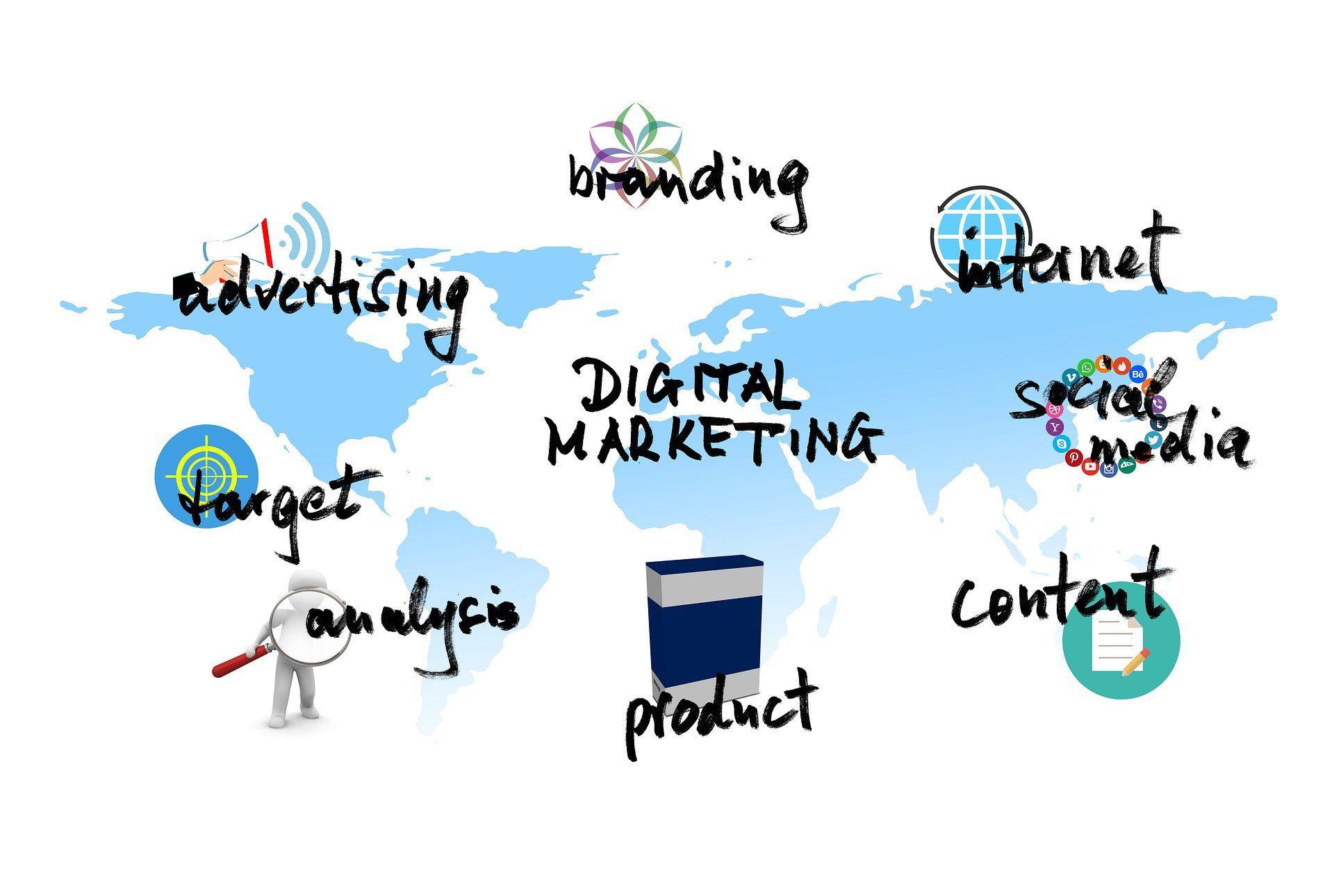 les leviers webmarketing pour réussir sur internet